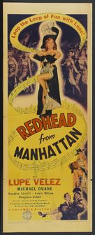 Redhead from Manhattan - Movie Poster (xs thumbnail)