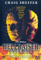 Hellraiser: Inferno - Swedish Movie Cover (xs thumbnail)