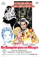 Pocketful of Miracles - Spanish Movie Poster (xs thumbnail)