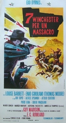 Sette winchester per un massacro - Italian Movie Poster (xs thumbnail)