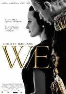 W.E. - Dutch Movie Poster (xs thumbnail)