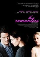 The Romantics - British Theatrical poster (xs thumbnail)