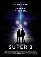 Super 8 - New Zealand Movie Poster (xs thumbnail)