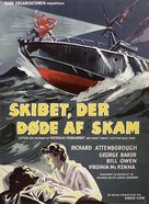 The Ship That Died of Shame - Danish Movie Poster (xs thumbnail)
