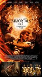 Immortals - Swedish Movie Poster (xs thumbnail)