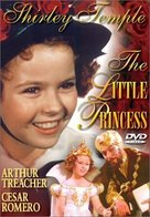 The Little Princess - DVD cover (xs thumbnail)