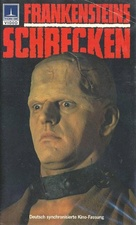 The Horror of Frankenstein - German VHS cover (xs thumbnail)