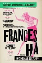Frances Ha - British Movie Poster (xs thumbnail)