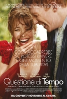 About Time - Italian Movie Poster (xs thumbnail)