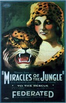 Miracles of the Jungle - Movie Poster (xs thumbnail)