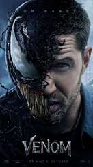 Venom - Norwegian Movie Poster (xs thumbnail)