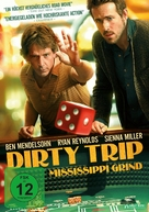 Mississippi Grind - German Movie Cover (xs thumbnail)