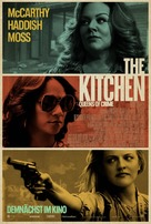 The Kitchen - German Movie Poster (xs thumbnail)