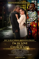 I'm in Love with a Church Girl - Movie Poster (xs thumbnail)