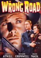 The Wrong Road - DVD cover (xs thumbnail)