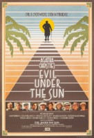 Evil Under the Sun - British Movie Poster (xs thumbnail)