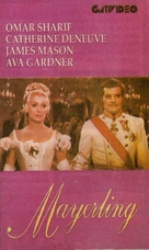 Mayerling - Argentinian VHS movie cover (xs thumbnail)