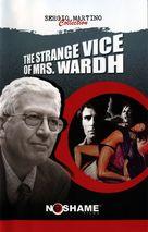 La strano vizio della Signora Wardh - DVD cover (xs thumbnail)