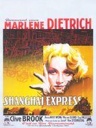 Shanghai Express - French Movie Poster (xs thumbnail)