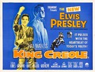 King Creole - British Movie Poster (xs thumbnail)