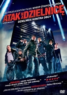 Attack the Block - Polish DVD movie cover (xs thumbnail)