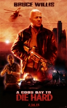 A Good Day to Die Hard - Movie Poster (xs thumbnail)