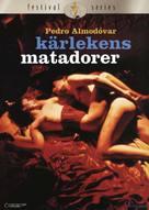 Matador - Swedish DVD cover (xs thumbnail)