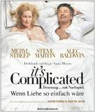 It's Complicated - Swiss Movie Poster (xs thumbnail)