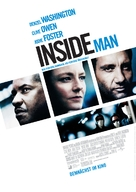 Inside Man - German Movie Poster (xs thumbnail)