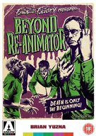 Beyond Re-Animator - British Movie Cover (xs thumbnail)