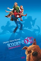 Scooby Doo 2: Monsters Unleashed - Spanish Movie Poster (xs thumbnail)