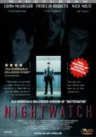Nightwatch - Danish Movie Cover (xs thumbnail)