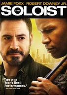 The Soloist - DVD movie cover (xs thumbnail)