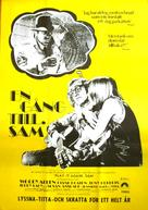 Play It Again, Sam - Swiss Movie Poster (xs thumbnail)