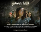 Powerless - British Movie Poster (xs thumbnail)