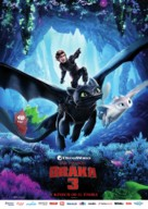 How to Train Your Dragon: The Hidden World - Czech Movie Poster (xs thumbnail)
