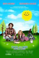 Zack and Miri Make a Porno - Movie Poster (xs thumbnail)