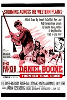 Daniel Boone: Frontier Trail Rider - Movie Poster (xs thumbnail)