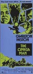 The Omega Man - Australian Movie Poster (xs thumbnail)