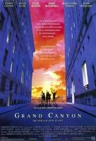 Grand Canyon - German Theatrical poster (xs thumbnail)