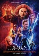 Dark Phoenix - Luxembourg Movie Poster (xs thumbnail)