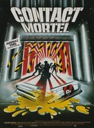 Warning Sign - French Movie Poster (xs thumbnail)