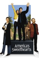 America's Sweethearts - Movie Poster (xs thumbnail)