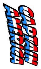"""Captain America"" - Logo (xs thumbnail)"