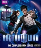 """""""Doctor Who"""" - Blu-Ray movie cover (xs thumbnail)"""