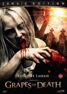 Les raisins de la mort - Danish DVD cover (xs thumbnail)