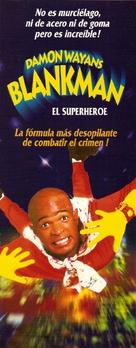Blankman - Argentinian Movie Poster (xs thumbnail)