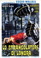 Die weisse Spinne - Italian Movie Poster (xs thumbnail)