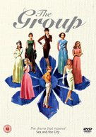 The Group - British DVD cover (xs thumbnail)