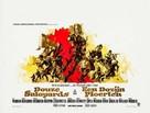The Dirty Dozen - Belgian Movie Poster (xs thumbnail)